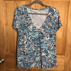XL Lilly Pulitzer T-shirt